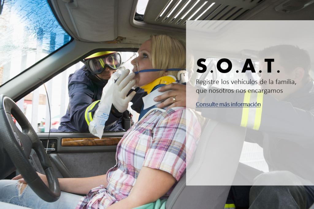 El SOAT deja de existir en papel, se desmaterializa.